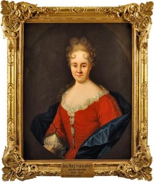 Anna Margarethe Senckenberg, geb. Raumburger