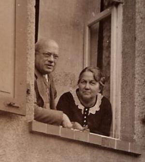 Johanna und Richard Tesch