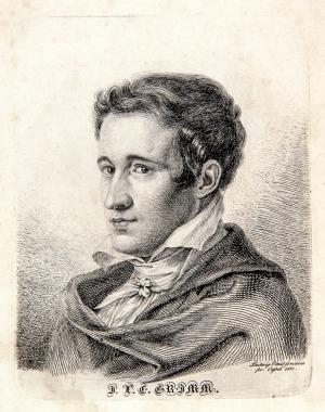 Jacob Grimm als kurhessischer Legationssekretär