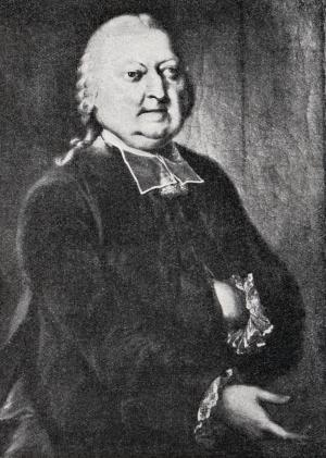 Johann Benjamin Andreae d. Ä.