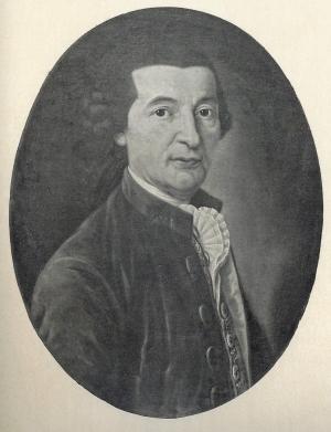 Johann Conrad Bansa