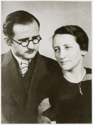 Werner und Else Epstein