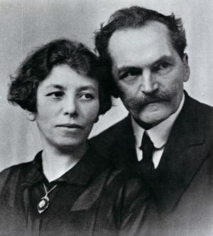 Eberhard und Marguerite Quirin