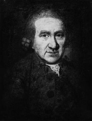 Friedrich Georg Göthé (vermutlich)