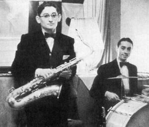 Eugen Henkel (li.) und Freddie Brocksieper (re.)