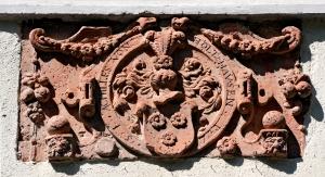 Wappen von Achilles von Holzhausen