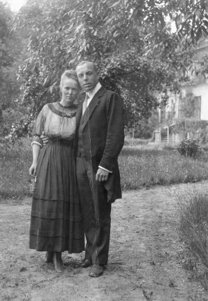 Friedrich und Marianne von Holzhausen