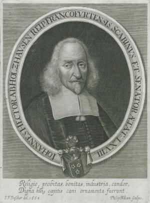Johann Hector von Holzhausen