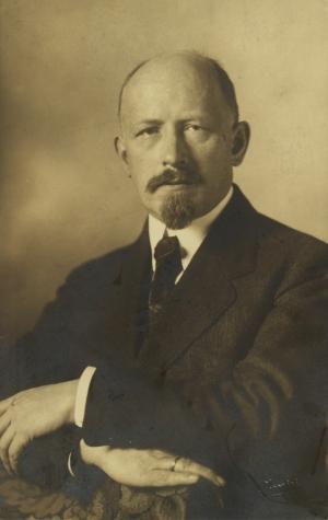 Josef Horovitz (um 1925/30)