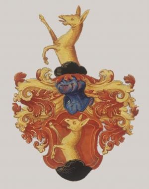 Wappen der Familie von Hynsperg