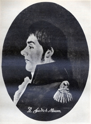 August Friedrich Mouson