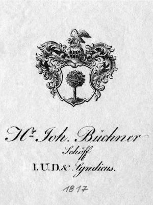 Wappen von Johann Büchner