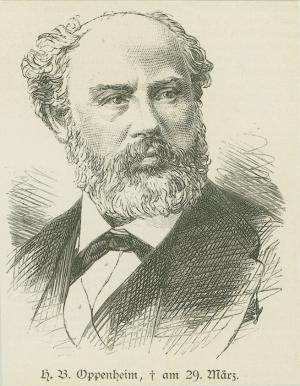 Heinrich Bernhard Oppenheim
