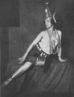 Leontine Sagan als Gülnare