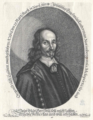 Johann Erasmus Kindermann