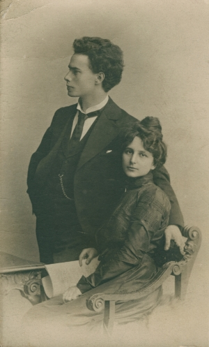 Otto und Elsa Liebknecht