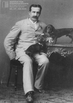 Gustav D. Manskopf