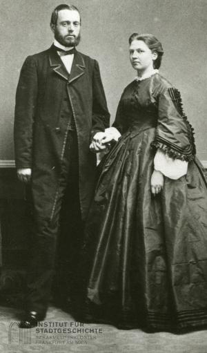 Alexander und Marie Manskopf