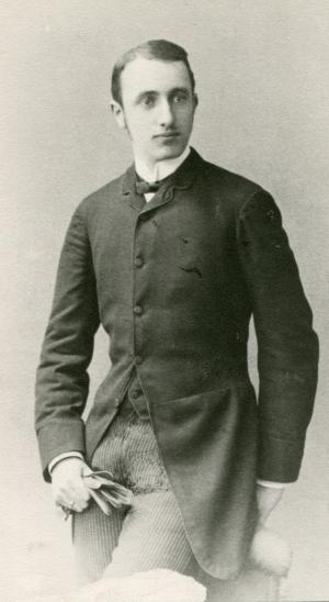Friedrich Nicolas Manskopf in Paris