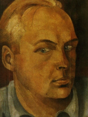 Werner W. Neumann (Selbstporträt)