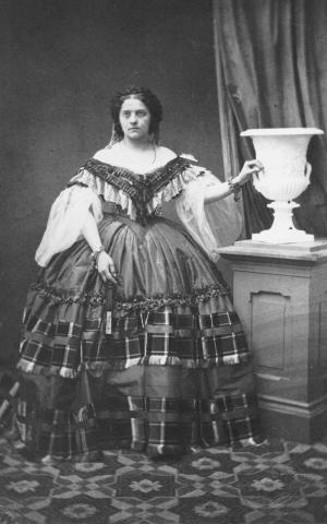 Fanny Janauschek