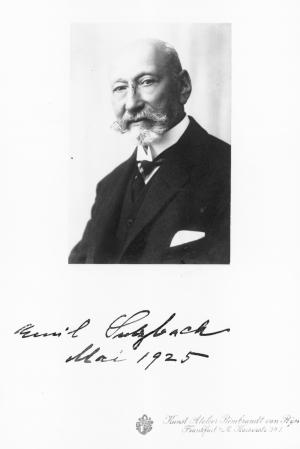 Emil Sulzbach