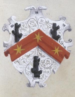Wappen der Familie Scheid