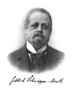 Gottlieb Schnapper-Arndt