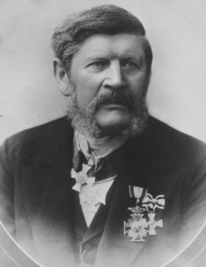 Friedrich Schott von Schottenstein