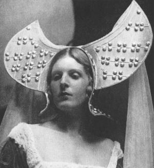 Kundry Siewert als Agnes Sorel