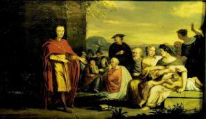 Philipp Jakob Spener als Hosea