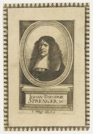 Johann Theodor Sprenger