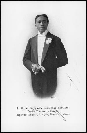 James Elmer Spyglass
