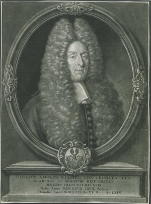 Johann Adolph Steffan von Cronstetten