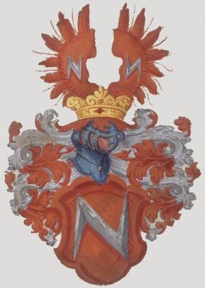 Wappen der Familie Steffan von Cronstetten