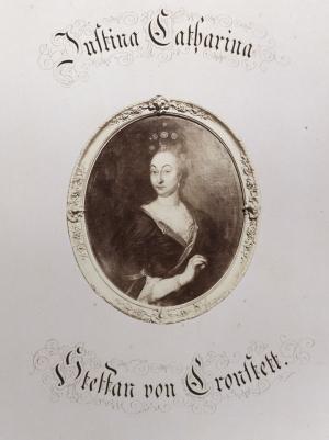 Justina Catharina Steffan von Cronstetten