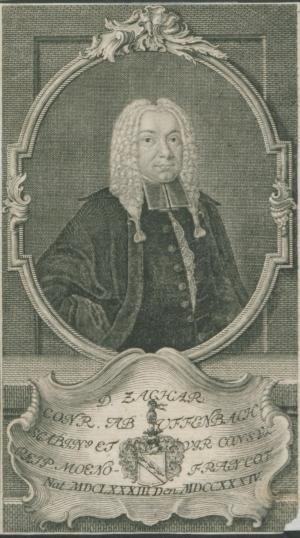 Zacharias Conrad von Uffenbach